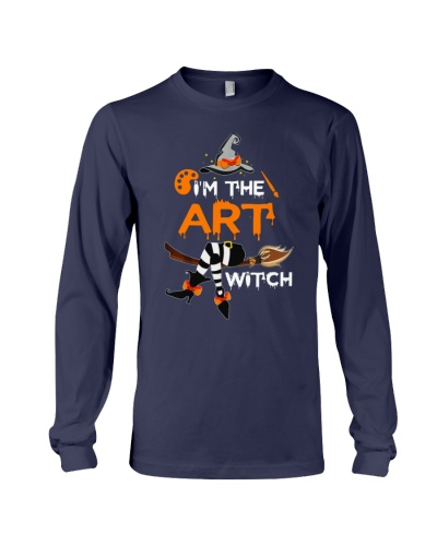 I'M THE ART WITCH
