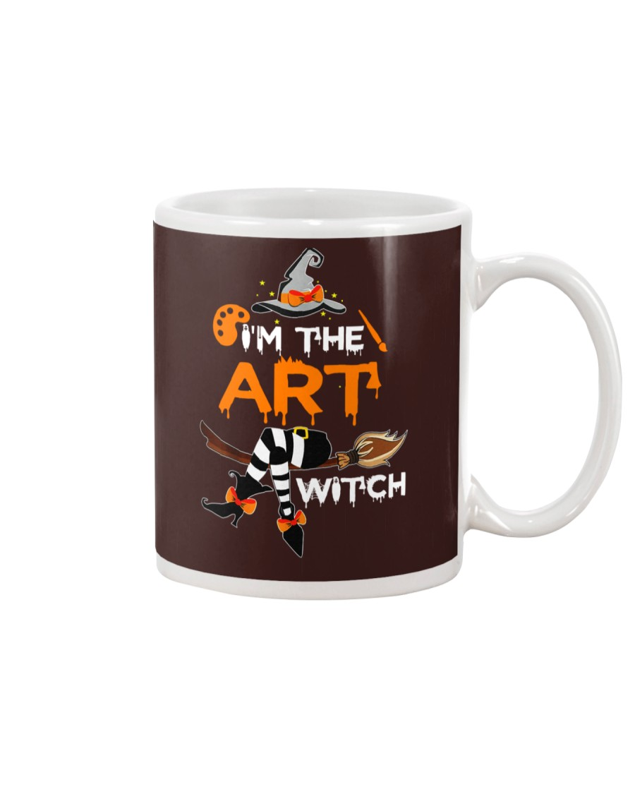 I'M THE ART WITCH Mug