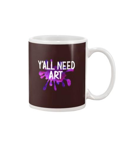 Y'ALL NEED ART