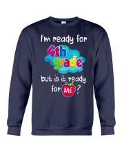 I'm ready for 4th grade Crewneck Sweatshirt thumbnail