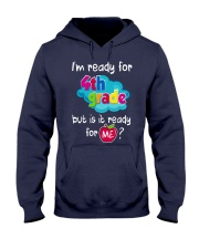 I'm ready for 4th grade Hooded Sweatshirt thumbnail