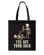 I'VE GOT YOUR BACK Tote Bag thumbnail