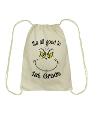 IT'S ALL GOOD IN 1ST GRADE Drawstring Bag thumbnail