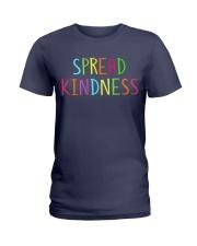 Spread Kindness Ladies T-Shirt thumbnail