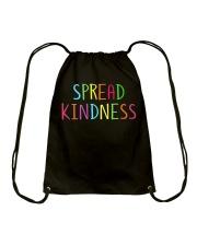 Spread Kindness Drawstring Bag thumbnail