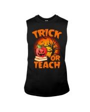 Trick Or Teach Sleeveless Tee thumbnail