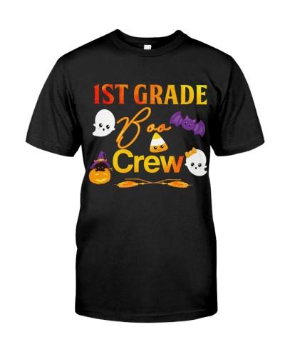 1st grade boo crew