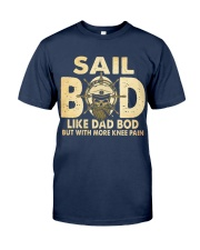 Sail Bod  Like Dad Bod Classic T-Shirt tile