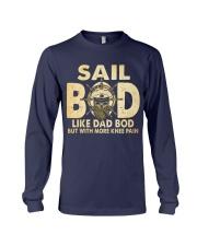 Sail Bod  Like Dad Bod Long Sleeve Tee thumbnail