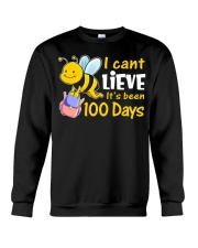 I CAN'T LIEVE IT'S BEEN 100 DAYS Crewneck Sweatshirt thumbnail