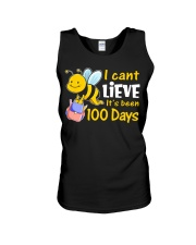 I CAN'T LIEVE IT'S BEEN 100 DAYS Unisex Tank thumbnail