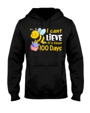 I CAN'T LIEVE IT'S BEEN 100 DAYS Hooded Sweatshirt thumbnail