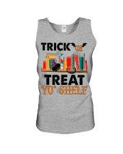 TRICK OR TREAT  Unisex Tank tile