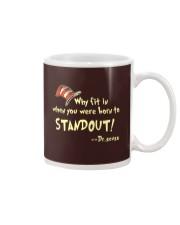 Were Born to Standout Mug thumbnail