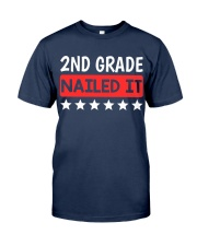 2ND grade nailed it Classic T-Shirt tile