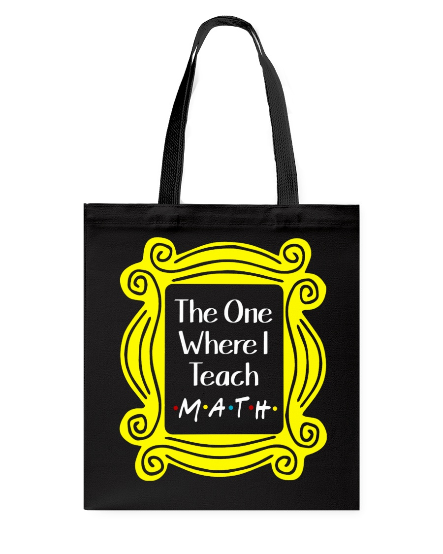 I Teach Math Tote Bag