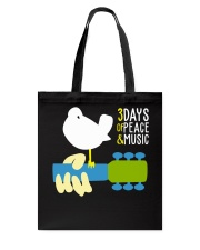 3days of peace and music Tote Bag thumbnail
