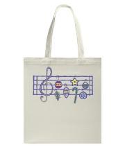 MUSIC Tote Bag thumbnail