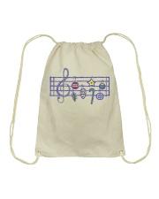MUSIC Drawstring Bag thumbnail