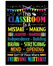 Teacher Poster 11x17 Poster thumbnail