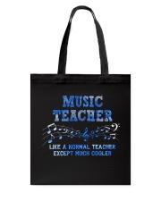 Music Teacher Tote Bag thumbnail