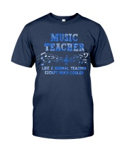 Music Teacher Classic T-Shirt tile