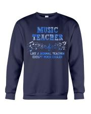 Music Teacher Crewneck Sweatshirt thumbnail
