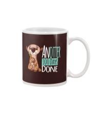 Anotter 100 Days done Mug thumbnail