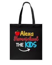 Alexa Homeschool the KIDS Tote Bag thumbnail