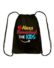 Alexa Homeschool the KIDS Drawstring Bag thumbnail