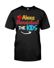 Alexa Homeschool the KIDS Classic T-Shirt front