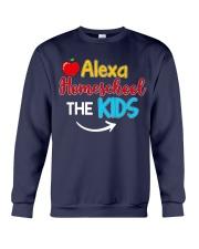 Alexa Homeschool the KIDS Crewneck Sweatshirt thumbnail