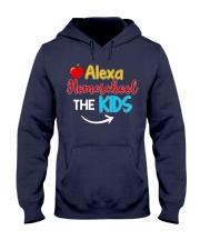 Alexa Homeschool the KIDS Hooded Sweatshirt thumbnail