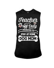 Teacher off Duty Sleeveless Tee thumbnail