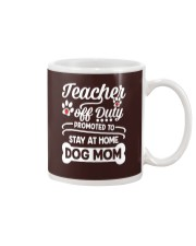 Teacher off Duty Mug thumbnail