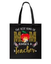 The best kind Of Mom - Teacher Tote Bag thumbnail