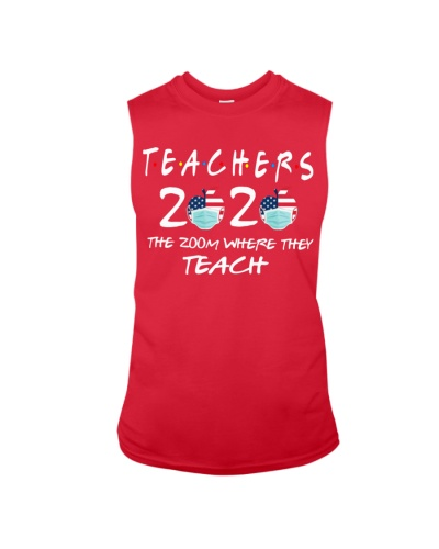 Teachers 2020 They Teach