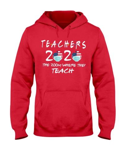 Teachers 2020 They Teach