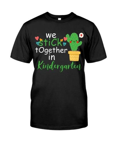 We Stick together in Kindergarten