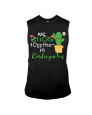 We Stick together in Kindergarten Sleeveless Tee thumbnail