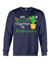 We Stick together in Kindergarten Crewneck Sweatshirt thumbnail