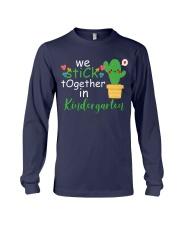 We Stick together in Kindergarten Long Sleeve Tee thumbnail