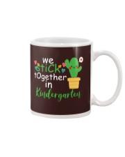 We Stick together in Kindergarten Mug thumbnail