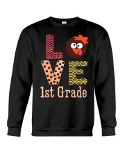 1ST GRADE LOVE Crewneck Sweatshirt tile