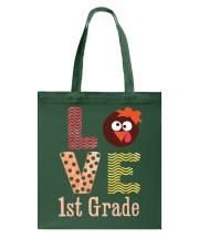 1ST GRADE LOVE Tote Bag thumbnail