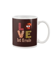1ST GRADE LOVE Mug tile