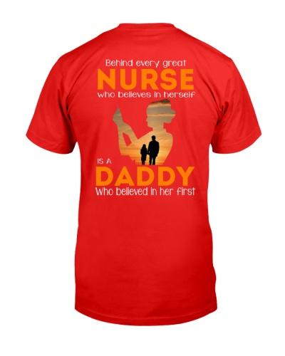 Behind every great Nurse