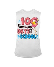 100 FLAMAZING DAYS OF SCHOOL Sleeveless Tee thumbnail