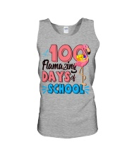 100 FLAMAZING DAYS OF SCHOOL Unisex Tank thumbnail