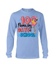 100 FLAMAZING DAYS OF SCHOOL Long Sleeve Tee thumbnail